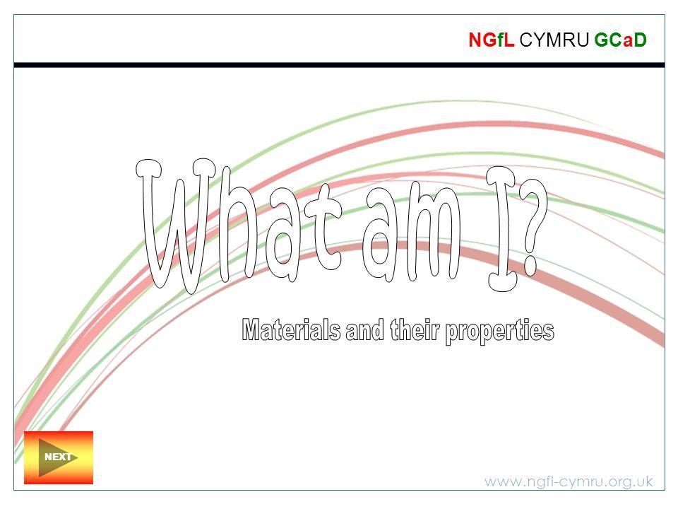 www.ngfl-cymru.org.uk NGfL CYMRU GCaD NEXT