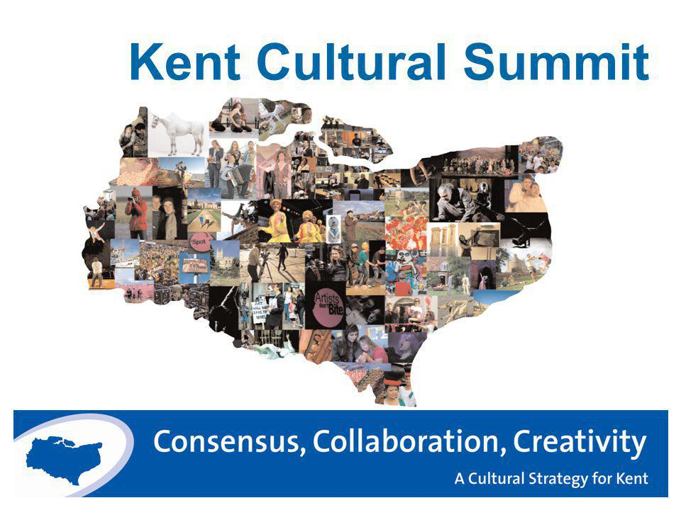 Kent Cultural Summit