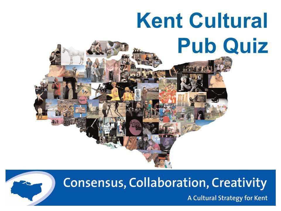 Kent Cultural Pub Quiz