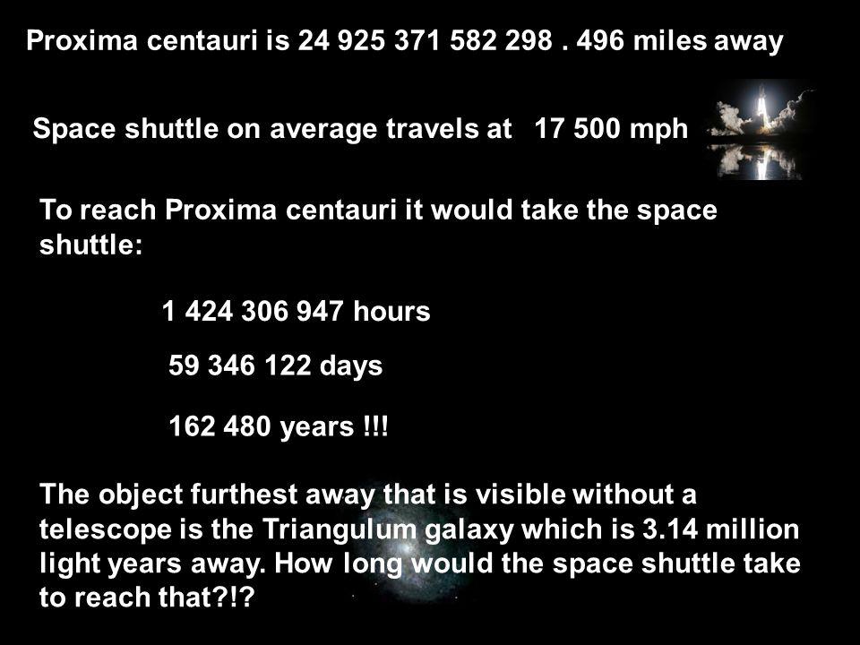 Proxima centauri is 24 925 371 582 298.