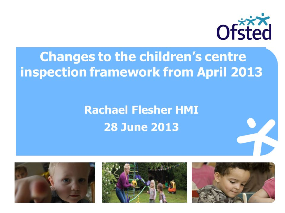 The case for change (1):  access to good quality early childhood services helps children get the start they deserve  every family using children's centres deserves services that are at least good  a shared commitment to give local areas greater autonomy and flexibility  significant changes in how local authorities organise children's centres, including centres that share services  revised statutory guidance; payment by results trials.