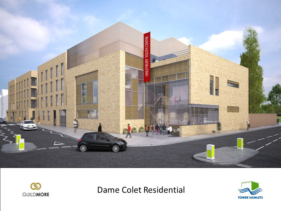 Dame Colet Residential