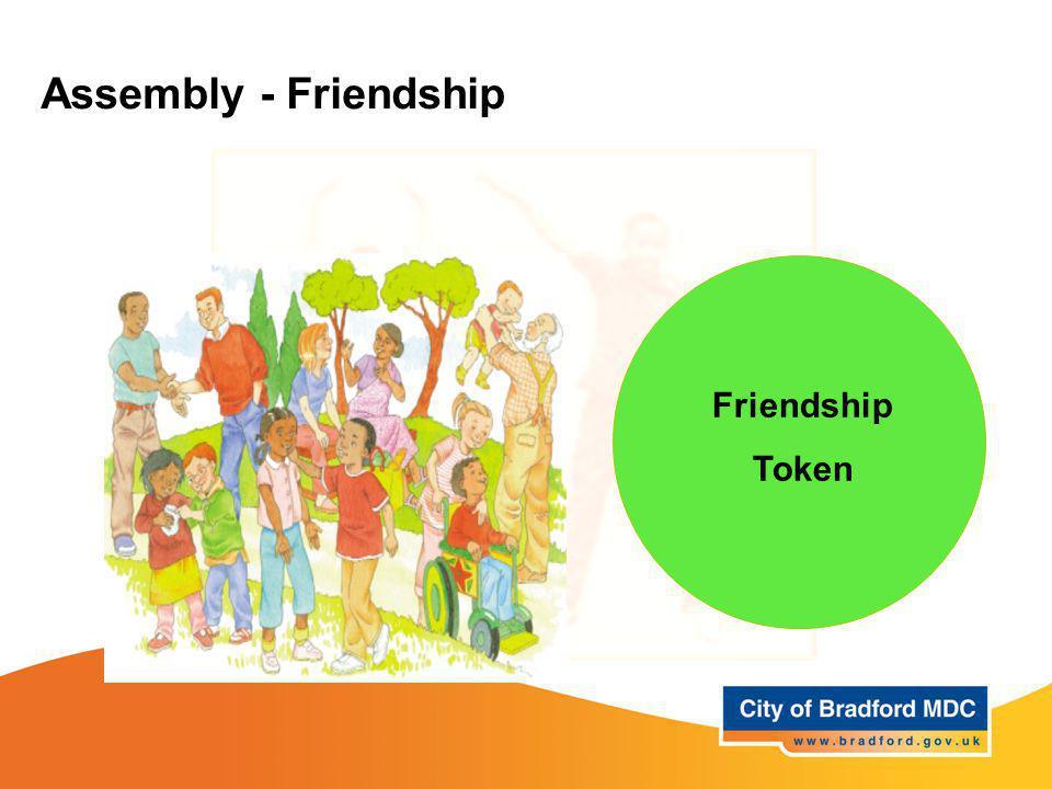 Assembly - Friendship Friendship Token