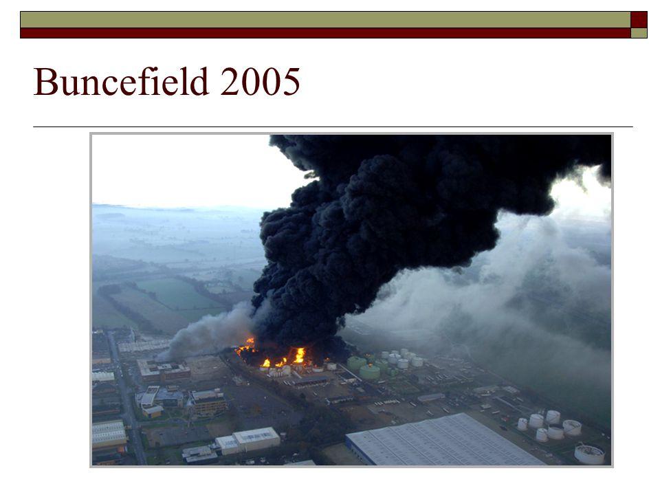Buncefield 2005