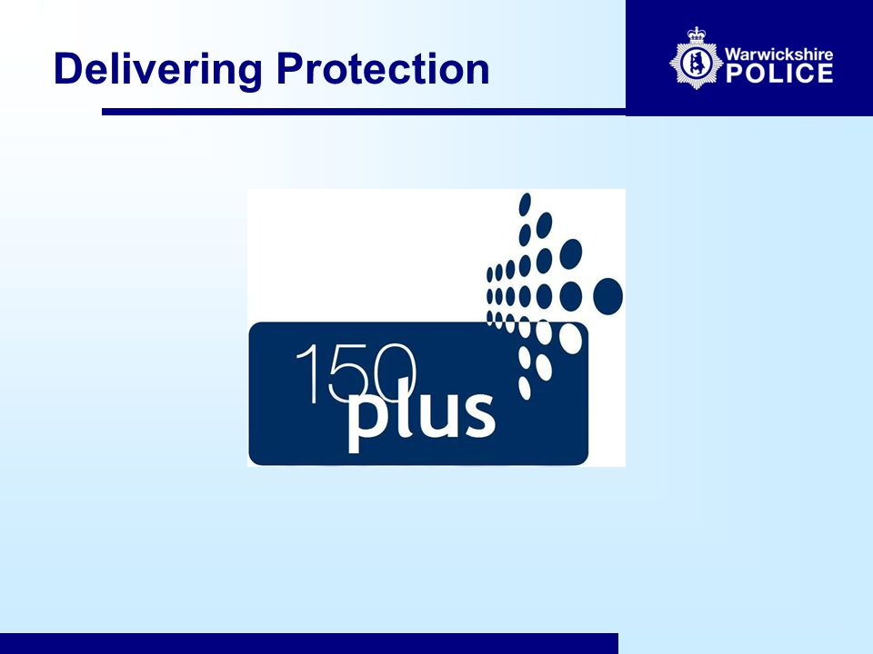 Neighbourhood Policing  Neighbourhood Policing, led by dedicated Superintendent  Safer Neighbourhood Teams  Neighbourhood Protection Teams – support SNTs by targeting individuals and locations  Professional Services – prevent crime and disorder and reduce casualties