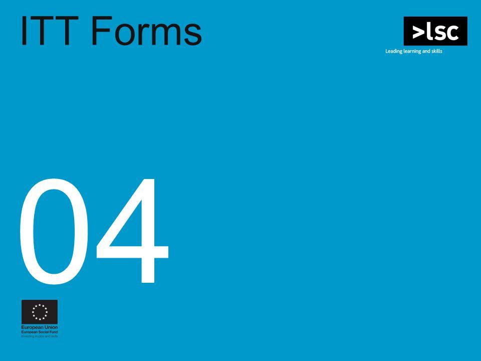 ITT Forms 04
