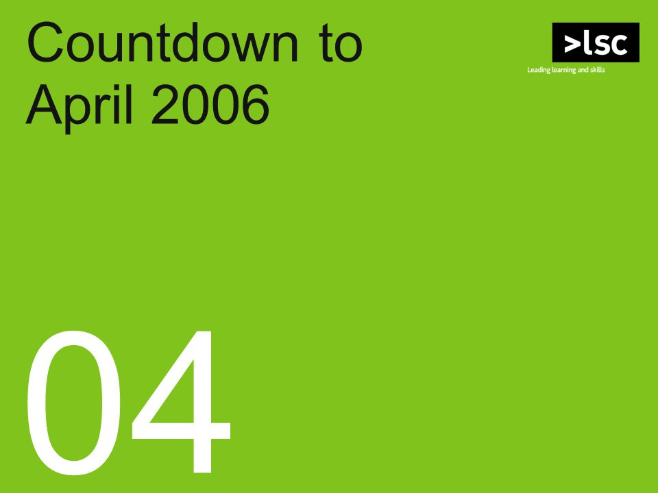 Countdown to April 2006 04