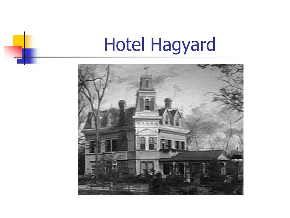 Hotel Hagyard