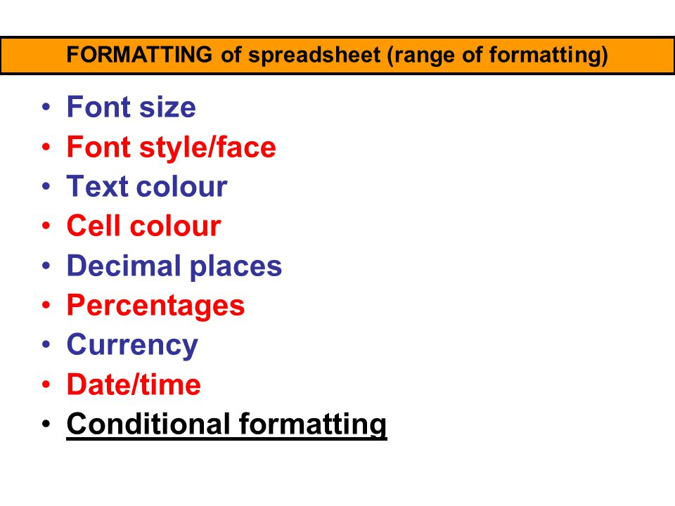 For the higher levels you need to print in a variety of formats