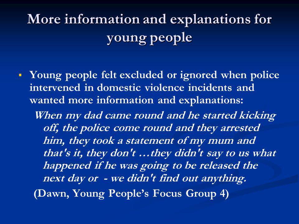 Children's Services: Notification pathways