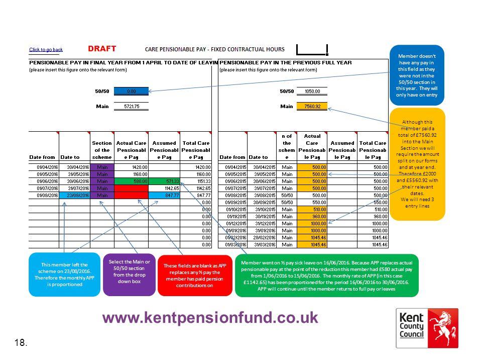 www.kentpensionfund.co.uk 18.