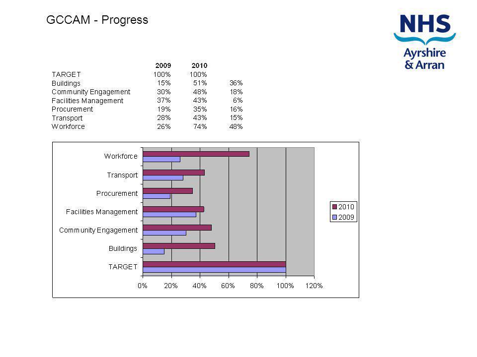 GCCAM - Progress