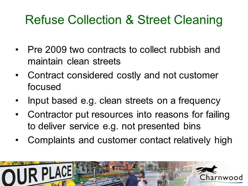 Thank you for listening cleaner.greener@charnwood.gov.uk 01509 634563