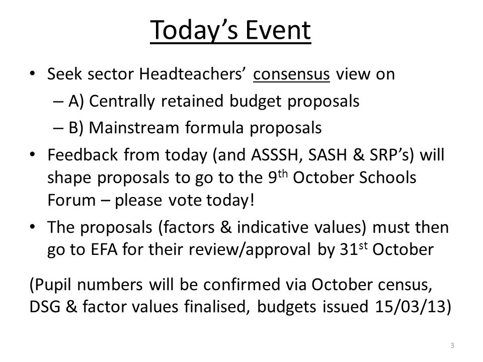 A) Retained Budget proposals – Q1 central items ServiceAmount 2012/13 Proposal 2013/14 OK.