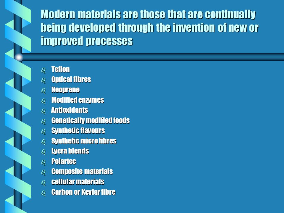 Set the pupils a DMA in which they: Select materials according to their characteristics.