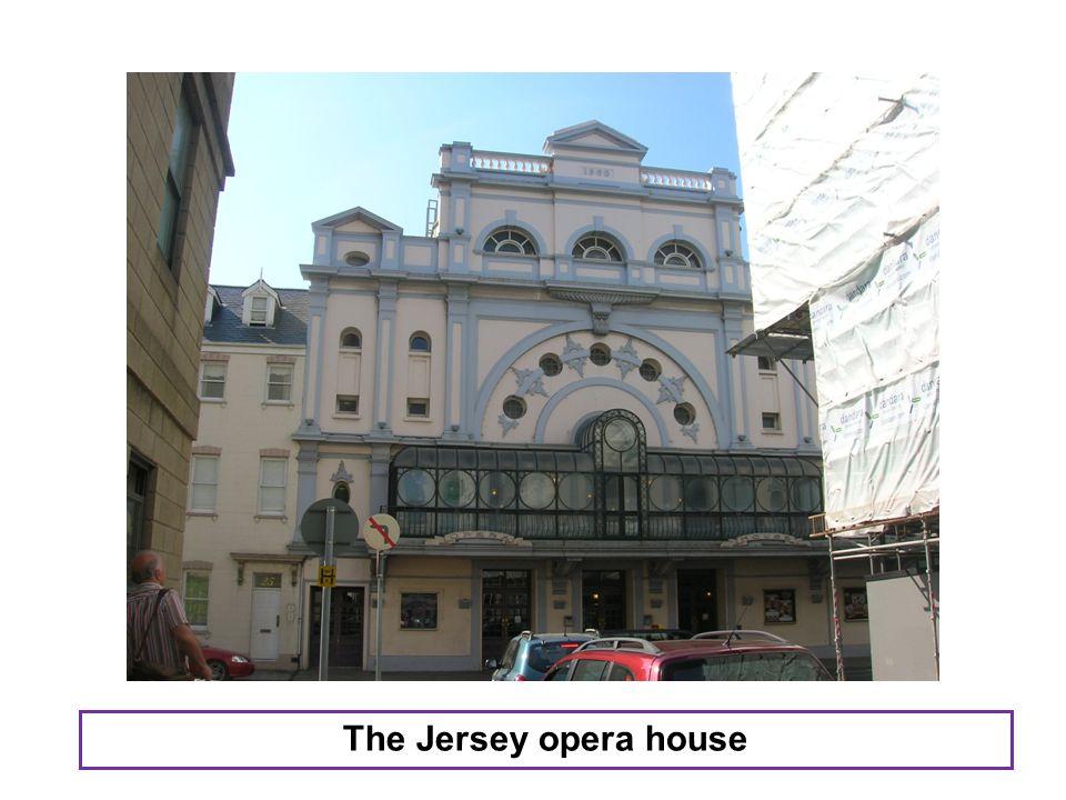 The Jersey opera house