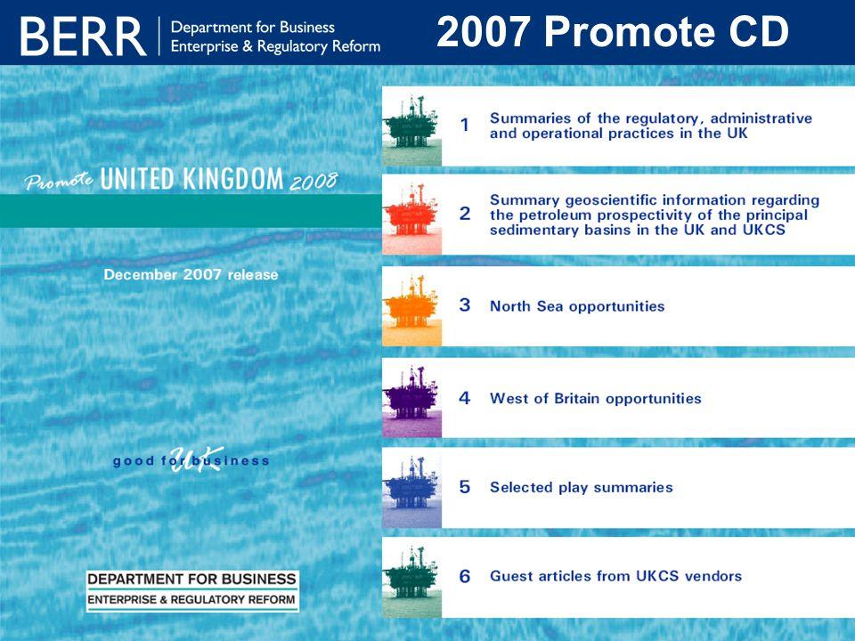 2007 Promote CD