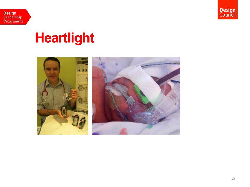 Heartlight 15