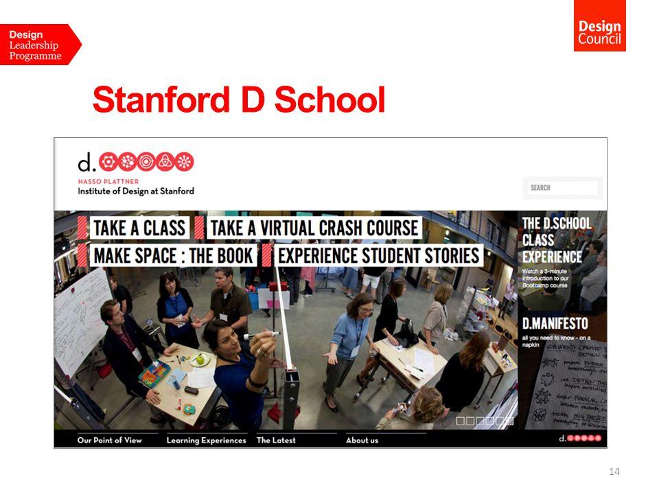 Stanford D School 14