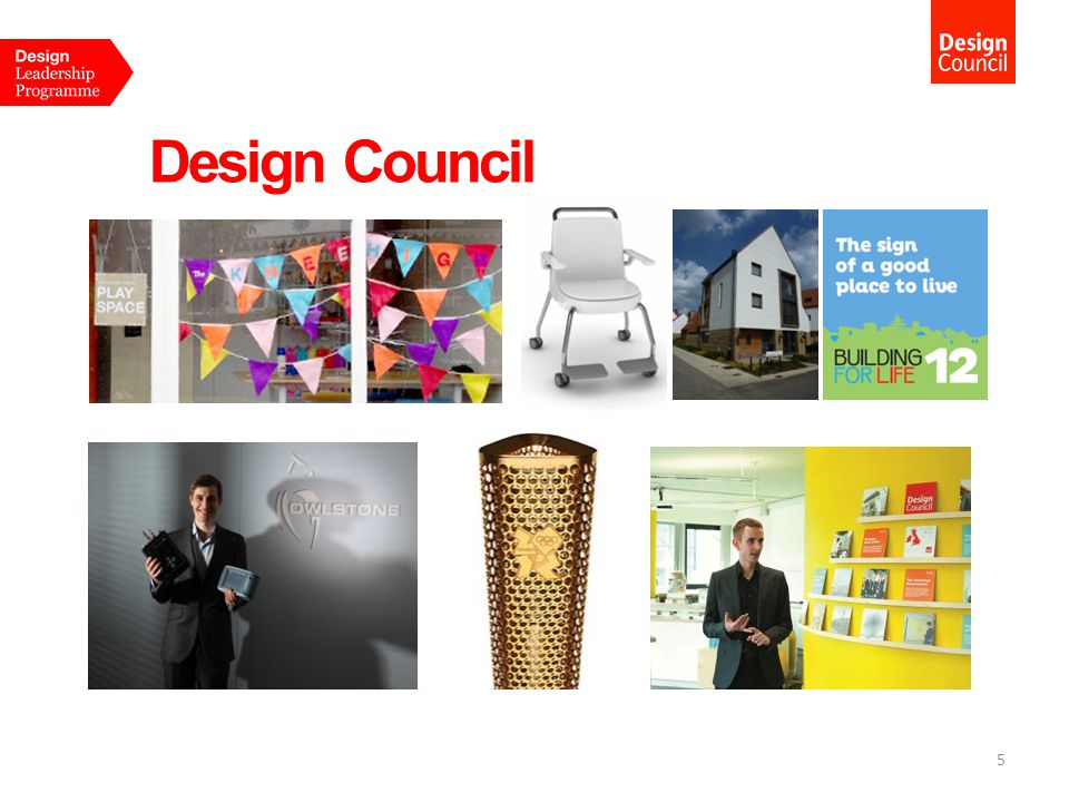 Design Council themes AgeingActiveCommunitiesGrowth 6