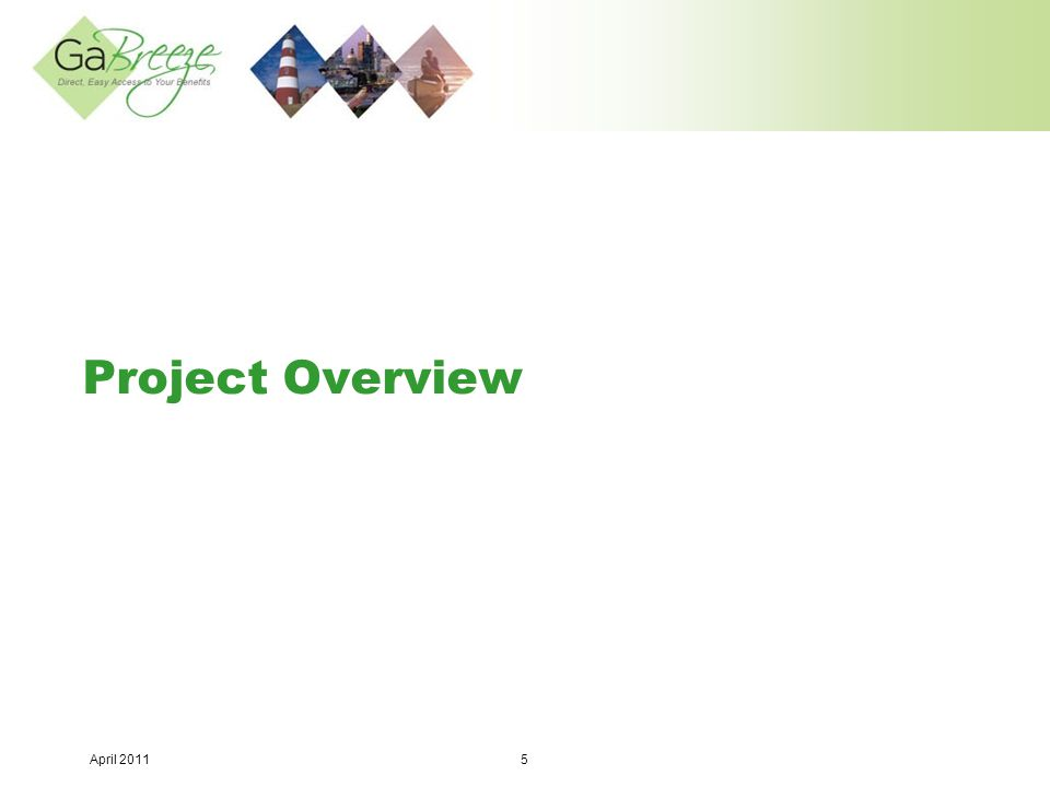 April 2011 6 Project Overview  Aon Hewitt will begin administering the Peach State Reserves plan for the State of Georgia on April 25, 2011  Although your agency does not offer this plan, there will be changes/enhancements to the GaBreeze Employer Website that you will need to understand in order to better service your employees  The information contained in this presentation will highlight the changes/enhancements you need to be aware of starting April 25, 2011