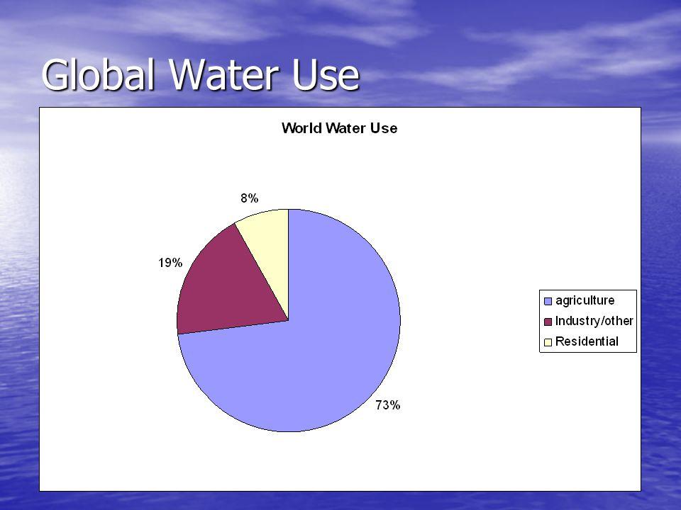 Global Water Use
