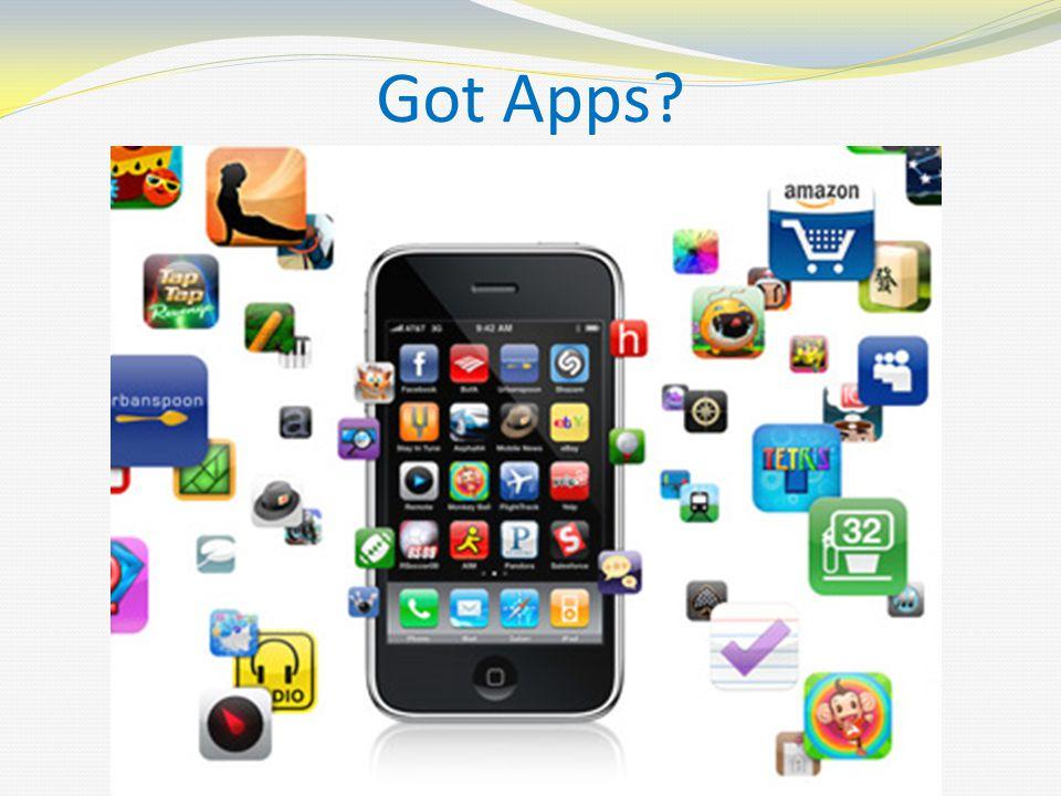 Got Apps?