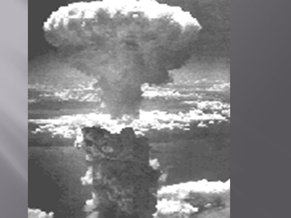 At the time of the bombing, Hiroshima was a prosperous city of nearly 320,000. The bomb exploded almost directly over the center of the city. Two squa