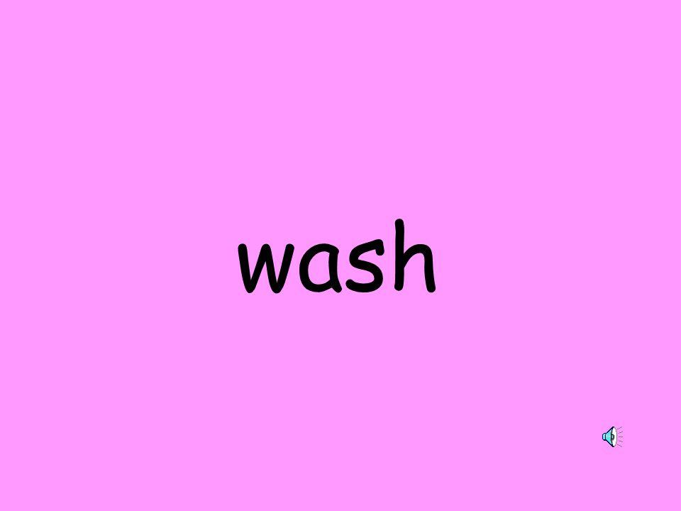 List 11 Sight Words
