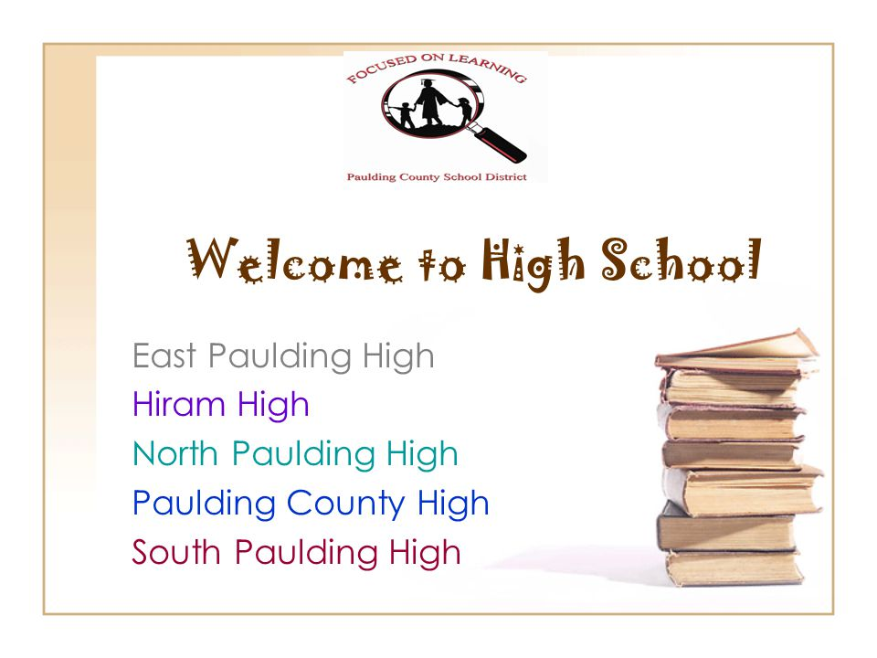Registration at the Middle Schools by High School Counselors and Coaches A Typical Schedule