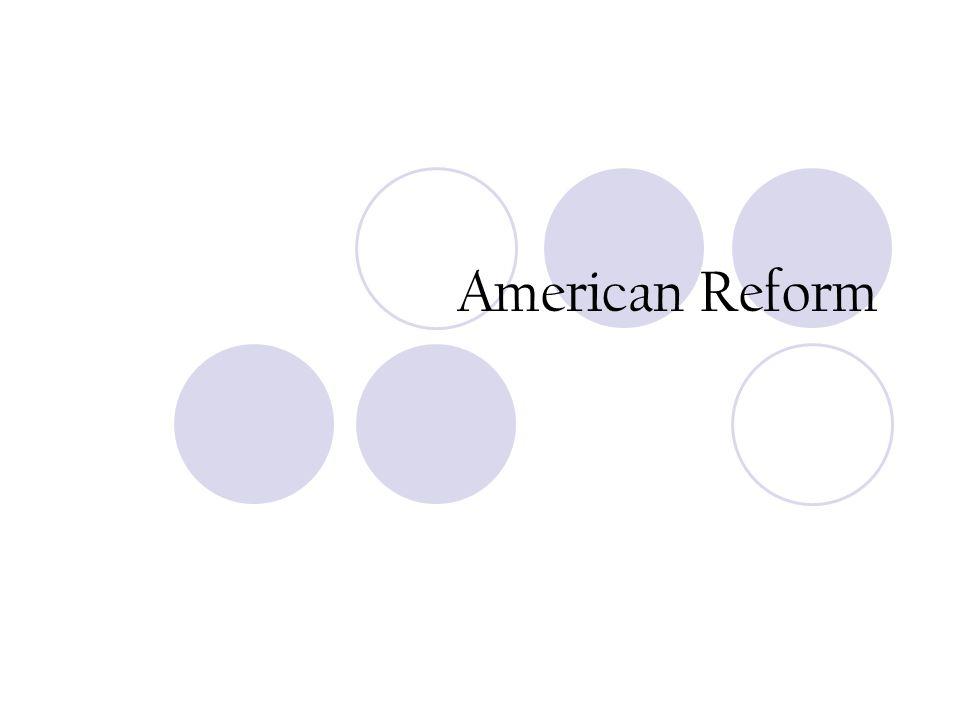 American Reform