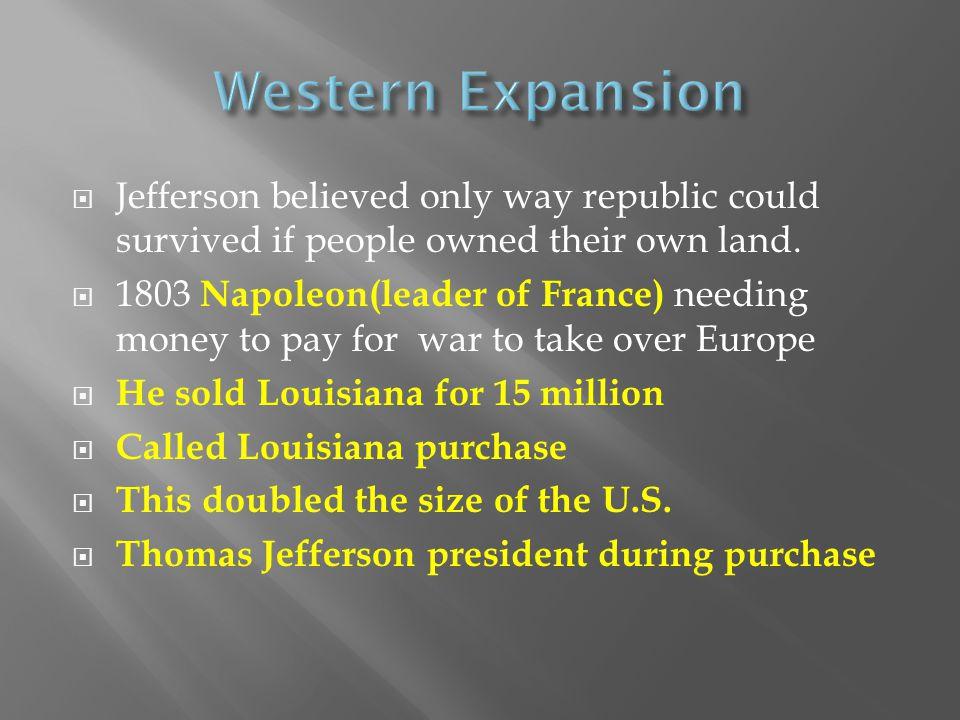  3.Gibbons V Ogden- constitution granted the federal govt control over interstate commerce.