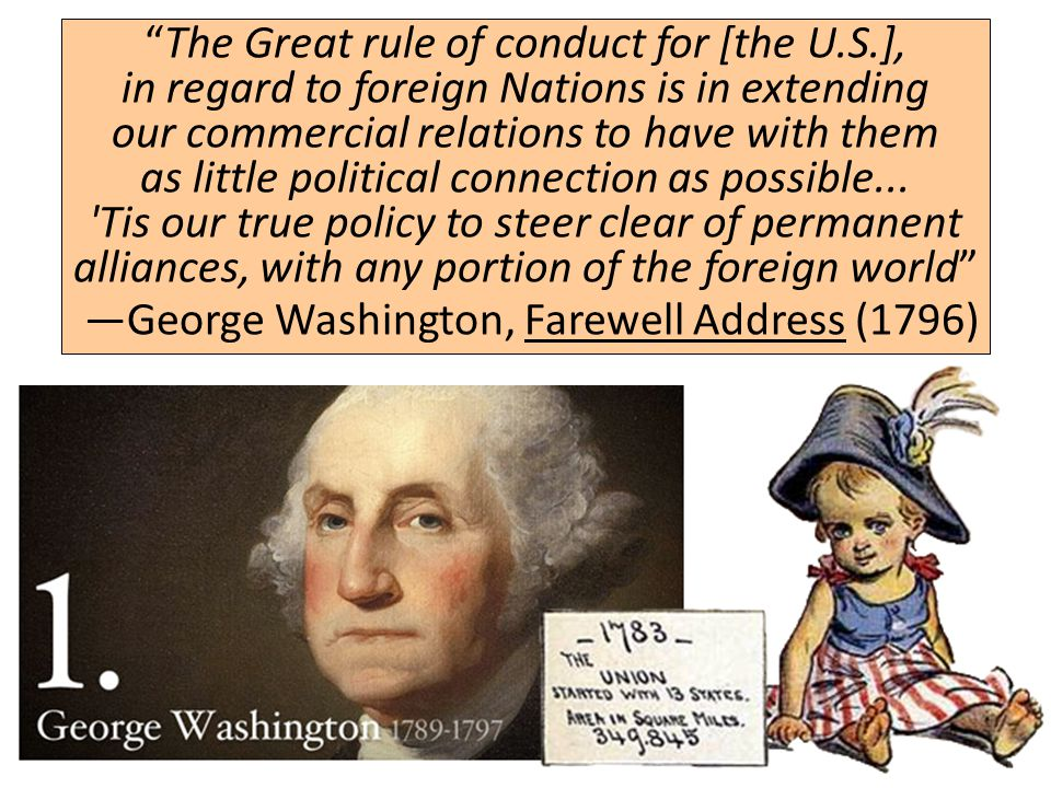 The American continents…are henceforth not to be considered as subjects for future colonization by any European powers.