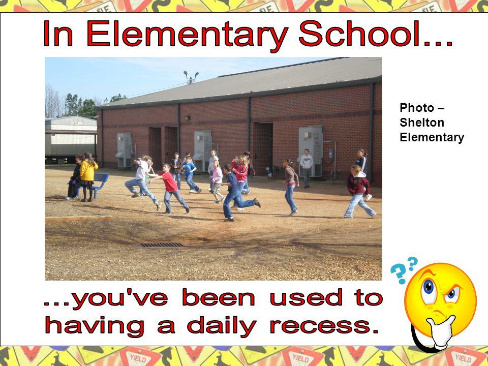 Photo – Shelton Elementary