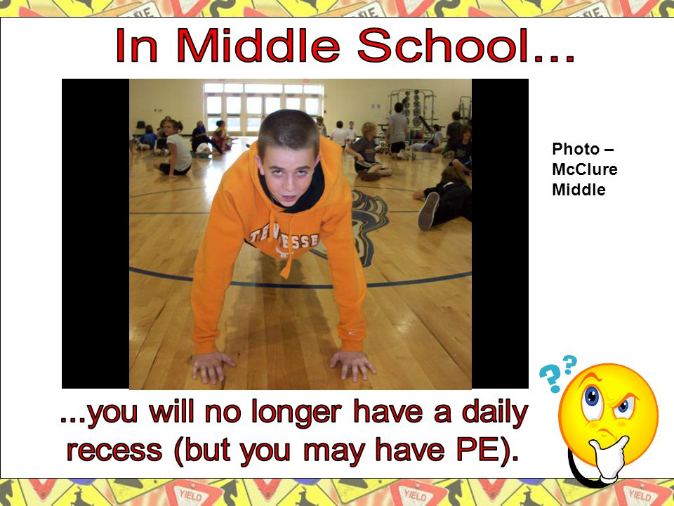 Photo – McClure Middle