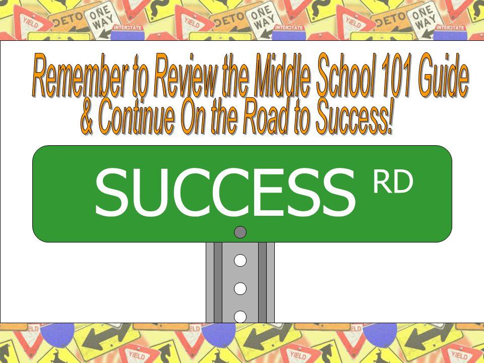 SUCCESS RD