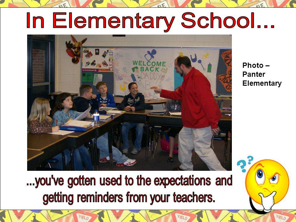Photo – Panter Elementary