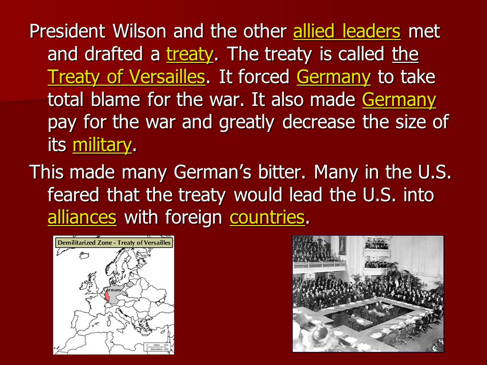 A Compromise A Compromise The Big Three consisted of Prime Minister of Great Britain, Prime Minister of France, and President Woodrow Wilson of America.
