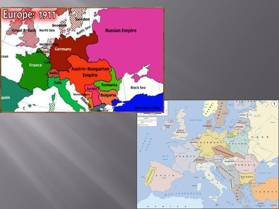  With Germany no longer a threat, Britain could develop its colonies and obtain their natural resources.