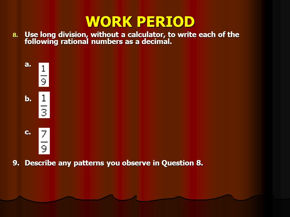 16.First assume that is a rational number.