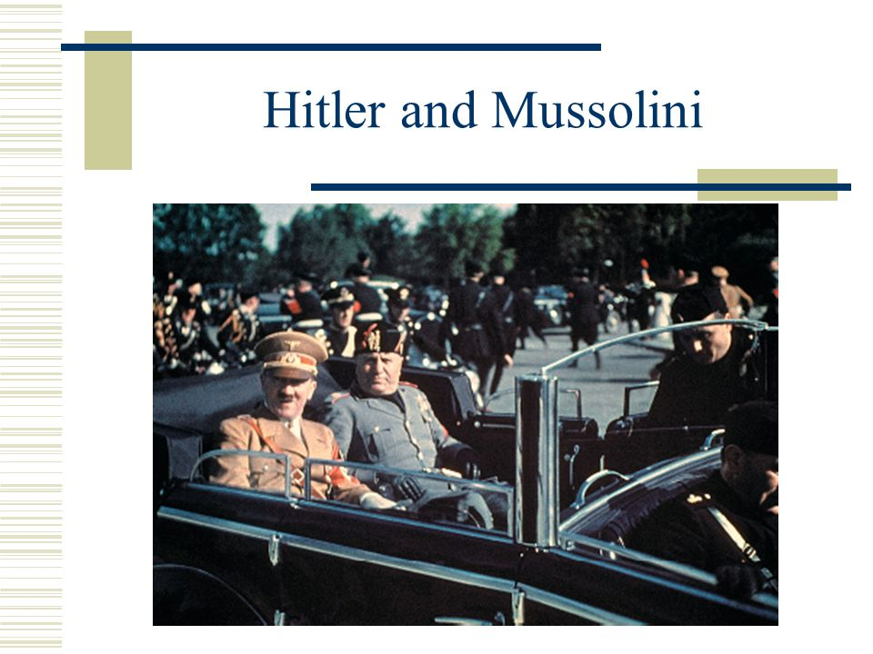 Causes of World War II  Hitler breaks his promise  Hitler sets his sights on Poland