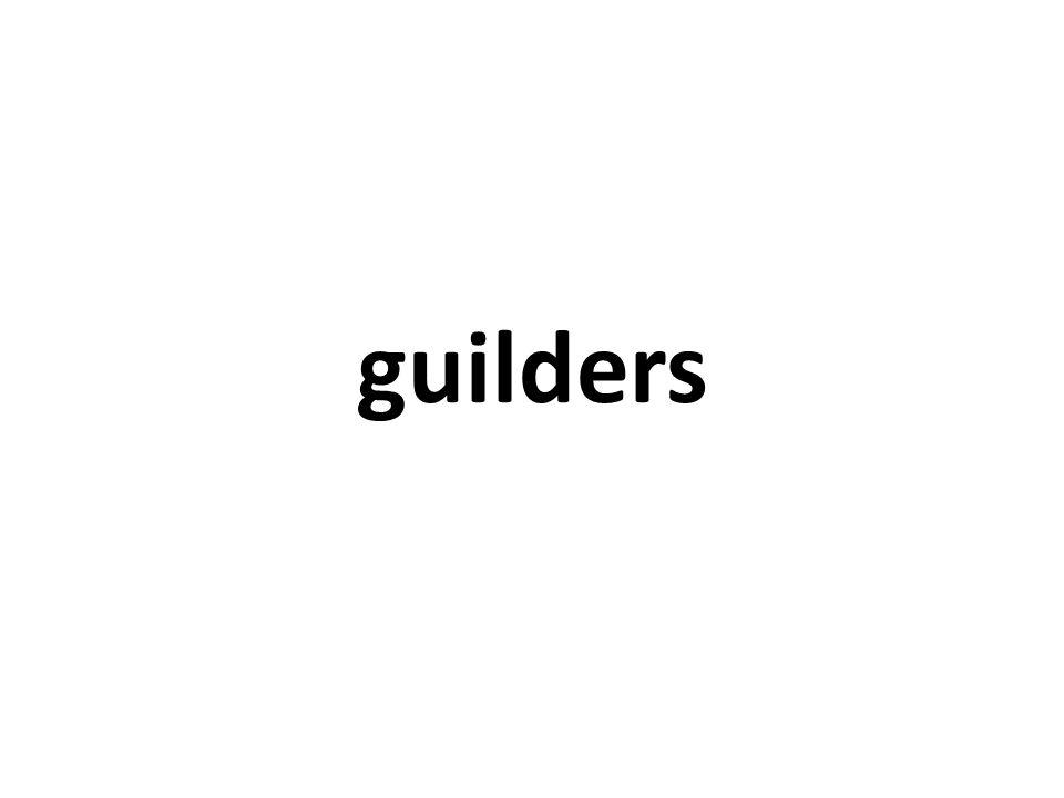guilders