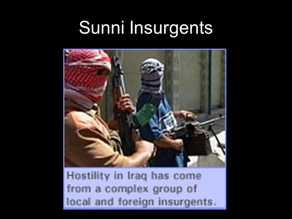 Sunni Insurgents