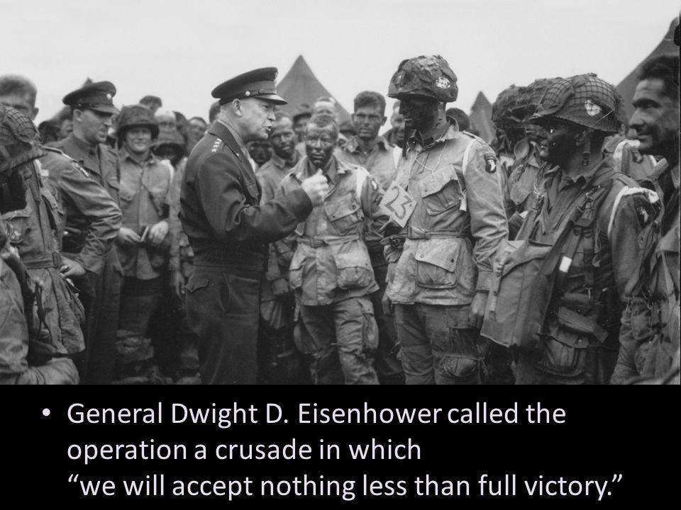 General Dwight D.