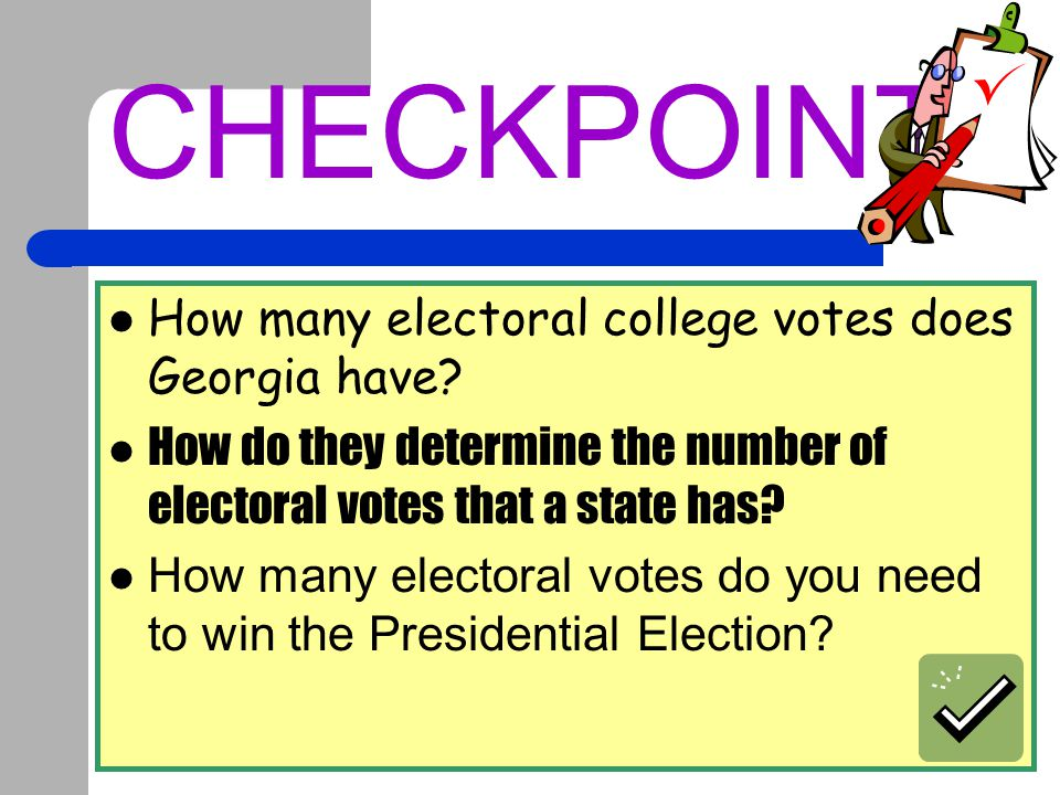 The What Ifs of the Electoral College What if no one get 270.