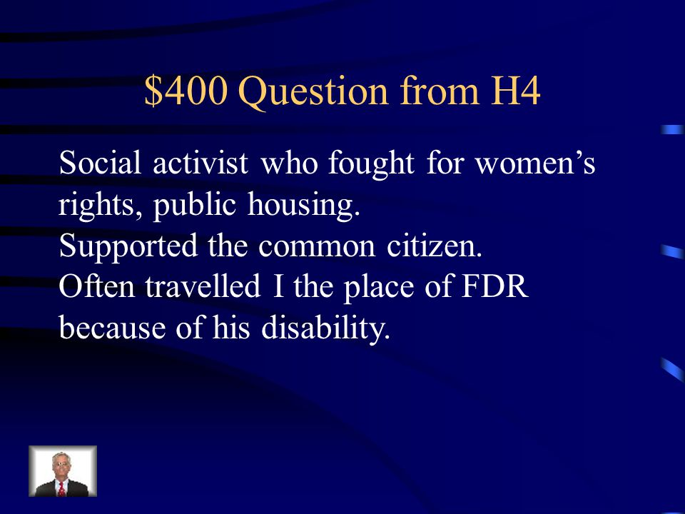 $300 Answer from H4 Social Security Act