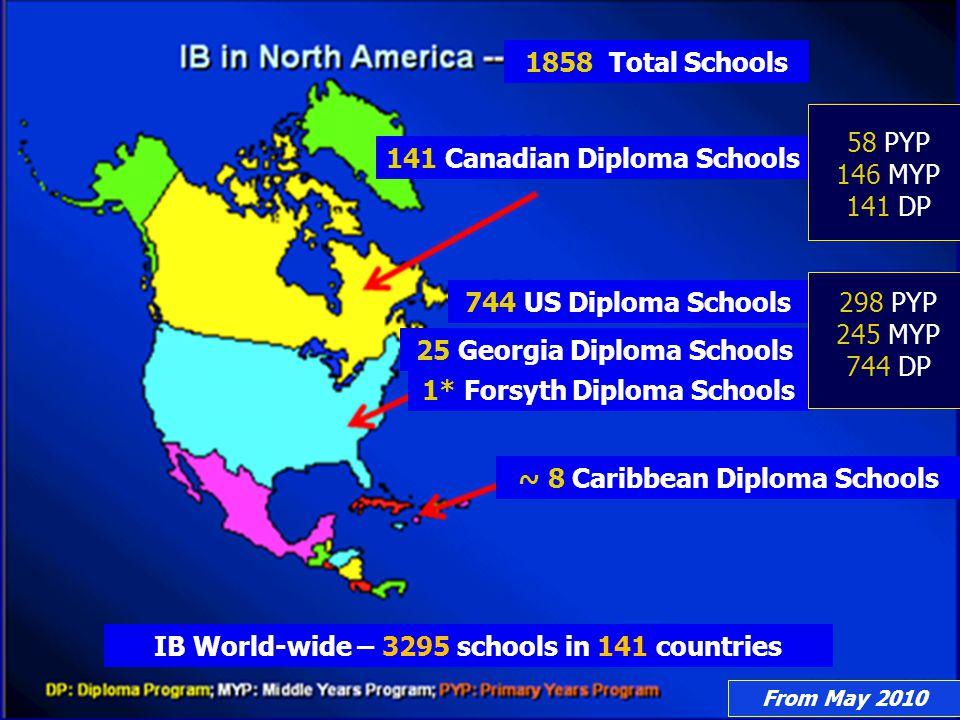 International Baccalaureate Assessment Pass Rate International Baccalaureate Assessment Pass Rate YearSFHSGeorgiaUSAWorld 2008-200994%59%69%78% 2009-201093%53%67%78% 2010-201191%57%67%78% 2011-2012