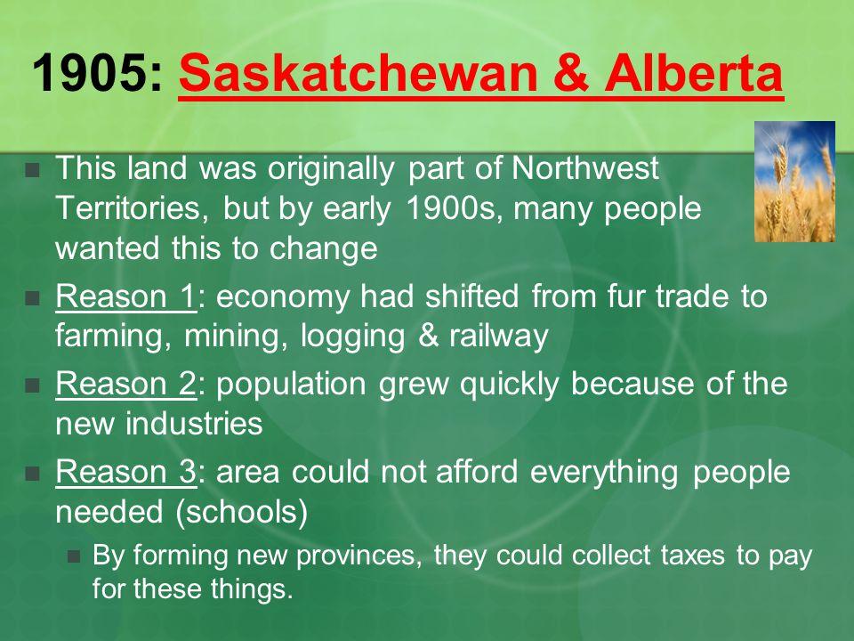 Farming Oats in Alberta