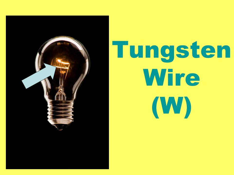 Tungsten Wire (W)