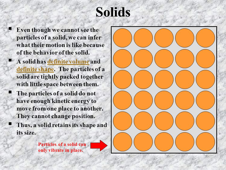 solubility - the maximum quantity of a substance that will dissolve in a certain quantity of water at a specified temperature An increase in temperature gives liquids and solids a greater solubility.